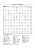 Shane by Jack Schaefer - Word Search Puzzle