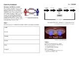 Shannon Weaver Communication Model - Information and WorkSheet