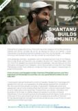 Shantanu Builds Community (Story)