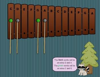 Shanty Boys of the Pine - an Orff arrangement of a lumberjack song
