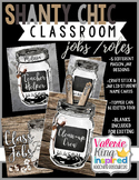 Shanty Chic Collection: Classroom Jobs / Roles (Industrial