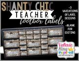 Shanty Chic Collection: Teacher Toolbox (Industrial Farmhouse)