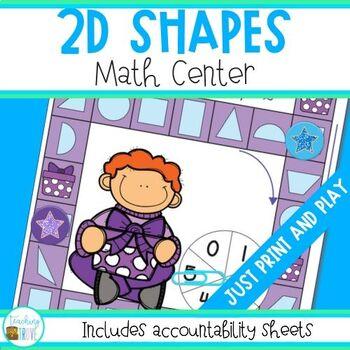 Shape - 2 D Shapes