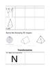Shape 2D and 3D Test Assessment