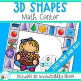Shape - 3 D Shapes
