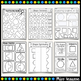 Shapes Worksheets Bundle,  Search & Find, Color & Trace, Shape Posters & More!