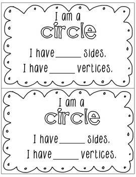 Shape Activity Craft:  circles, squares, rectangles, hexagons, and triangles