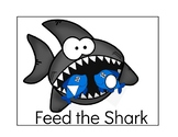 Shape Activity - Feed the Shark