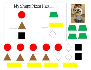 Shape Activity Pack (Lower Elementary - NO PREP, Print & Go)