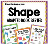 Shape Adapted Book Series