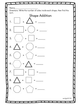 Shape Addition