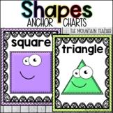 Shape Anchor Charts
