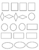 Shape Art - math lesson