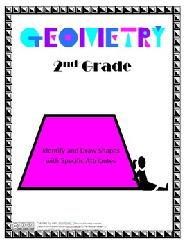 Shape Attribute Lesson Plans - 2nd Grade