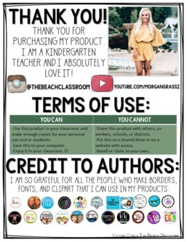 Shape Attribute Worksheets!