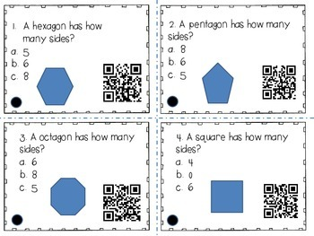 Shape Attributes (QR Codes)