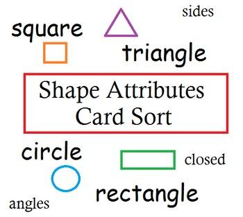 Shape Attributes Sort