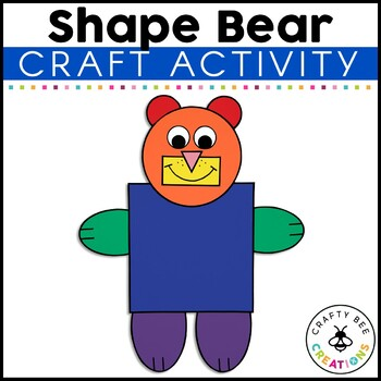 Shape Craft {Bear}