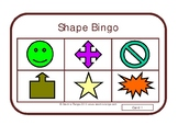 Shape Bingo 01