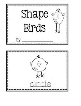Shape Birds