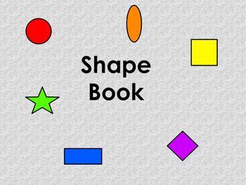Shape Book- Activ Board