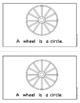 Shape Book:  Circles