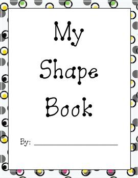 Shape Book, D'Nealian Font