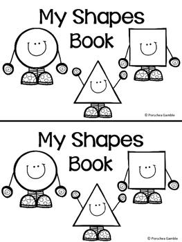 Shape Book-FREEBIE