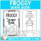 Shape Book Frog