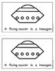 Shape Book:  Hexagons