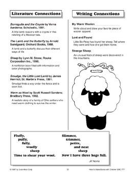 Shape Book - The Lamb