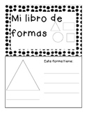 Shape Book-spanish