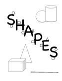 Shape Booklet