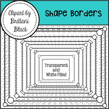 Shape Borders