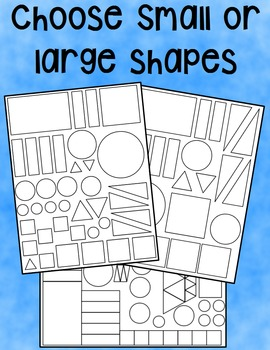 Shapes Craft