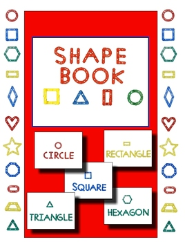 Shape Builders Book