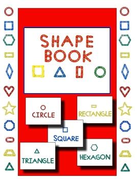 Shape Builders Book