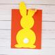 Shape Bunny Craft  - Spring / Easter Craft