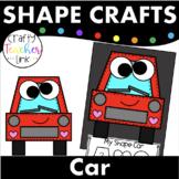 Shape Car Craft