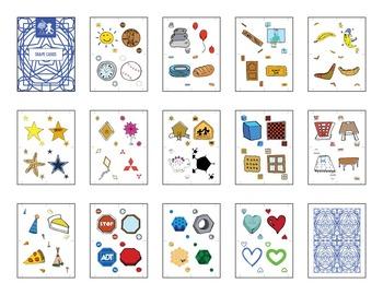 Shape Cards (52)