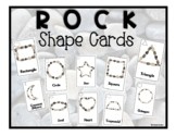 Shape Cards That Rock!