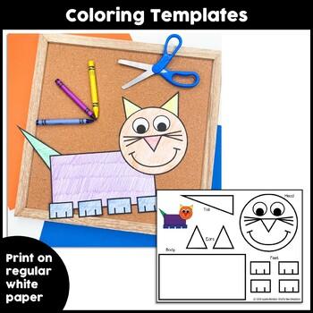 Shape Craft {Cat}