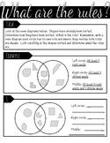 Shape Challenge - Venn Diagram Rules