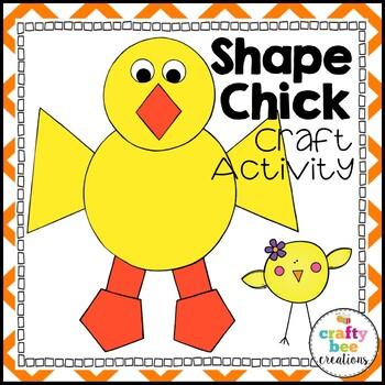 Chick Craft {Shape Chick}