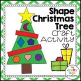 Shape Craft {Christmas Tree}