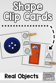 Shape Clip Cards