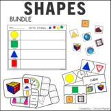 Shape Activities Bundle