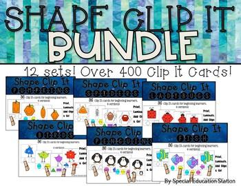 Shape Clip It Bundle