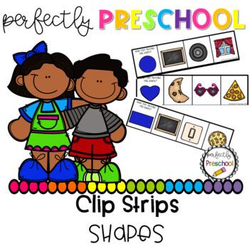 Shape Clip Strips