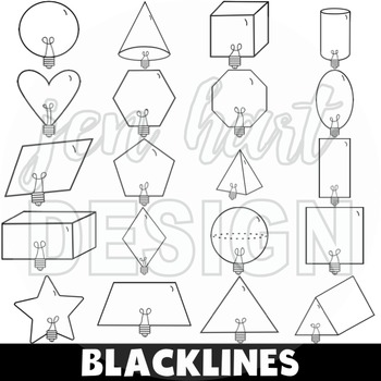 Shape Clipart Christmas Lights - ShapeLIGHTS clip art